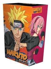 Naruto Box Set 3: Volumes 49-72 with Premium: Volumes 49-72 with Premium