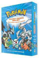 Pokemon Pocket Comics Box Set: Black & White / Legendary Pokemon