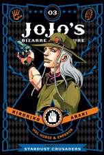 JoJo's Bizarre Adventure: Part 3--Stardust Crusaders, Vol. 3