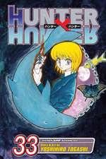 Hunter x Hunter, Vol. 33