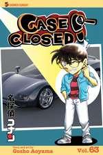 Case Closed, Vol. 63