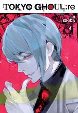Tokyo Ghoul re Volume 4 Sequel