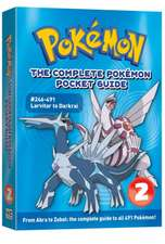 The Complete Pokémon Pocket Guide, Vol. 2: 2nd Edition