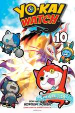 YO-KAI WATCH, Vol. 10