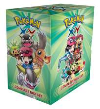 Pokémon X•Y Complete Box Set: Includes vols. 1-12