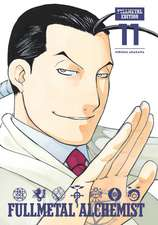 Fullmetal Alchemist: Fullmetal Edition, Vol. 11
