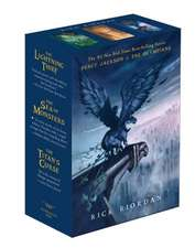 Percy Jackson and the Olympians : Paperback Boxed Set vol 1-3