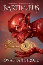 Bartimaeus The Ring of Solomon