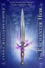 The Enchanter Heir ((The Heir Chronicles, Book 4))
