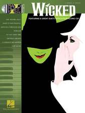 Wicked [With CD (Audio)]