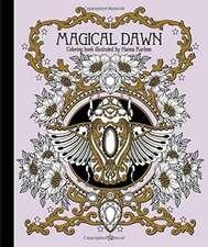 Magical Dawn Coloring Book: Publicată în Suedia ca