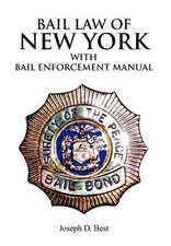 Bail Law of New York