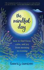 The Mindful Day: Practical Ways to Find Focus, Build Energy, and Create Joy 24/7