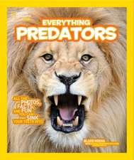 National Geographic Kids Everything Predators