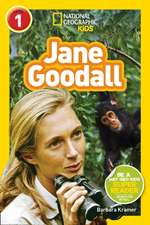 NATIONAL GEOGRAPHIC READERS JANE GOODALL