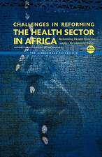 Challenges in Reforming the Health Sector in Africa (Second Edition)