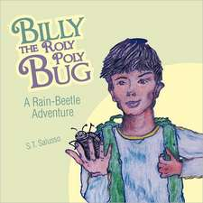 Billy the Roly Poly Bug