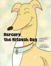 Mercury the Mitzvah Dog