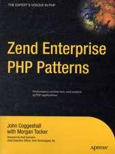 Zend Enterprise PHP Patterns