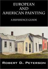 European and American Painting: A Reference Guide