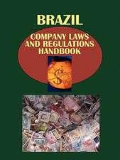 Brazil Company Laws and Regulationshandbook