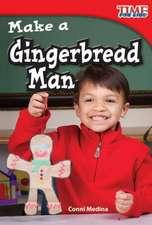 Make a Gingerbread Man