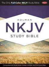 Holman Study Bible-NKJV