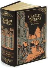 Charles Dickens (Barnes & Noble Omnibus Leatherbound Classic: Letherbound. Ediţie de colecţie