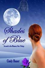 Shades of Blue - Second in the Memory Box Trilogy