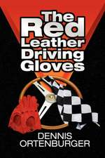 The Red Leather Driving Gloves