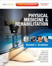 Physical Medicine and Rehabilitation: Expert Consult- Online and Print