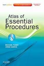 Atlas of Essential Procedures: Expert Consult - Online and Print