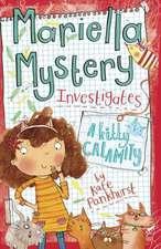 Mariella Mystery Investigates a Kitty Calamity