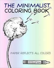 The Minimalist Coloring Book