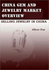 China Gem and Jewelry Market Overview:  Selling Jewelry in China