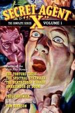 Secret Agent X - The Complete Series