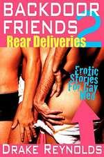 Backdoor Friends 2:  Erotic Stories for Gay Men