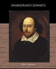 Shakespeare S Sonnets:  A Romance of an Old World
