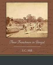 Three Frenchmen in Bengal