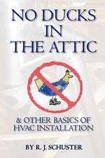 No Ducks in the Attic