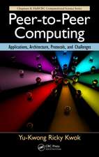 Peer-To-Peer Computing:  Applications, Architecture, Protocols, and Challenges