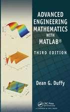 Advanced Engineering Mathematics with MATLAB, Third Edition