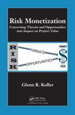 Risk Monetization