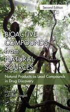 Bioactive Compounds from Natural Sources, Second Edition:  Natural Products as Lead Compounds in Drug Discovery