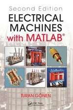 Electrical Machines with MATLAB(R), Second Edition