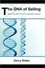 The DNA of Selling