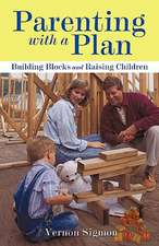 Parenting with a Plan
