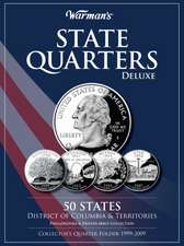 State Quarters Deluxe 50 States, District of Columbia & Territories