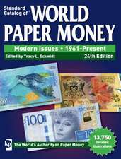 STANDARD CATALOG OF WORLD PAPER MONEY MO