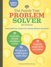 Family Tree Problem Solver